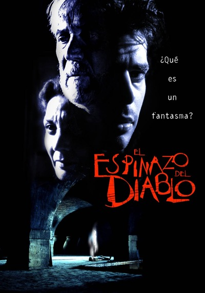 Dharma Estudio - EL ESPINAZO DEL DIABLO 2001 Freelance Arturo Balseiro Makeup Aplications