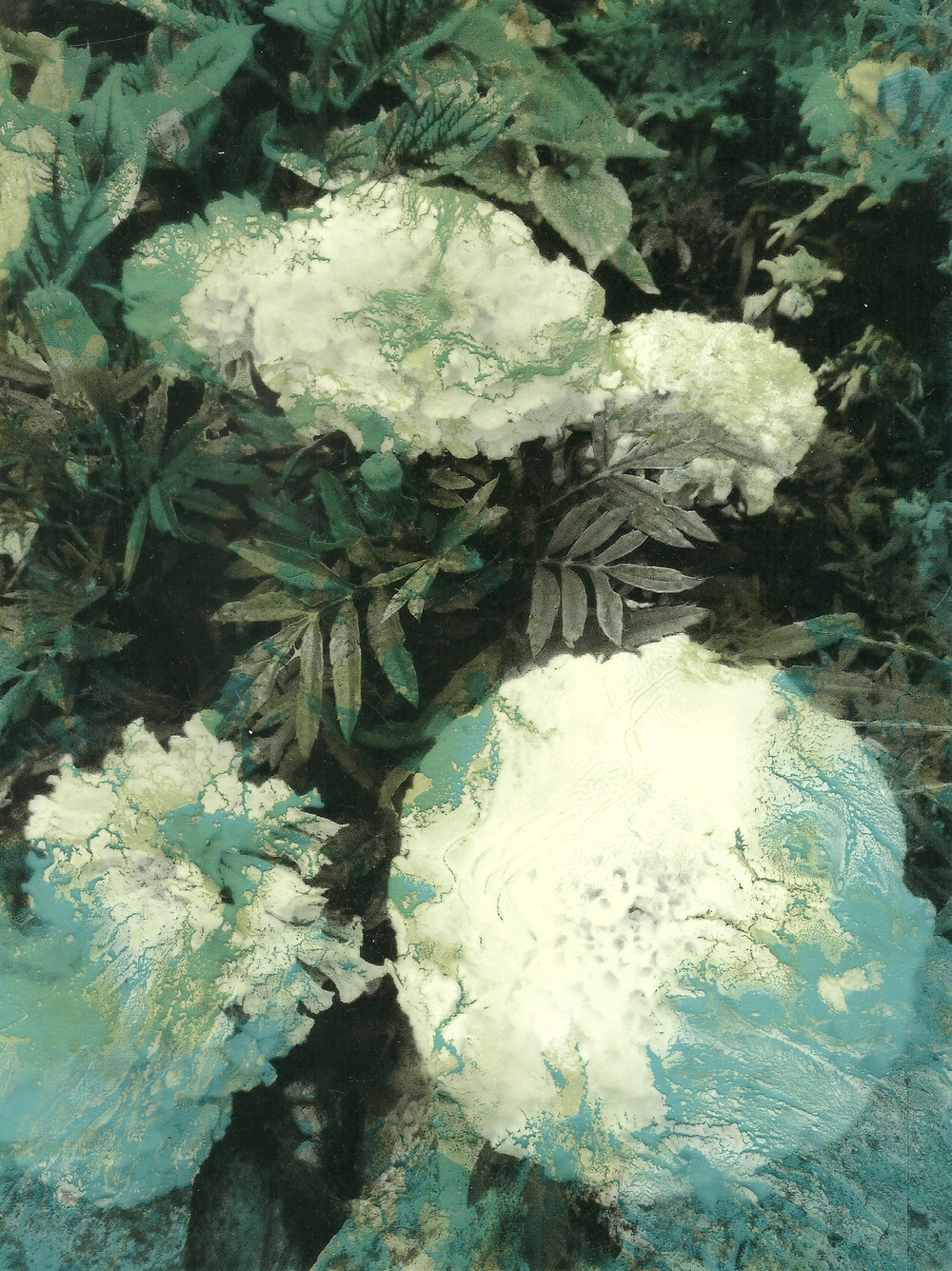 Manami Takamatsu - Sommerfarben, 2017, Mixed Media, 297x210mm