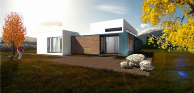 lukas cimprich - residential house STATIC /flat roofs/