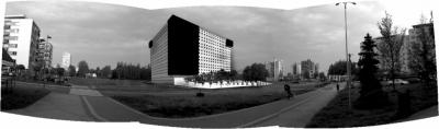 lukas cimprich - town hall in Ostrava