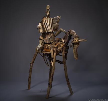 AL - Ishäst av André Prah