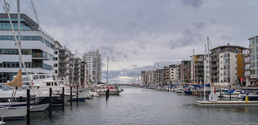 AL - Västra Hamnen, Dockan, Malmö