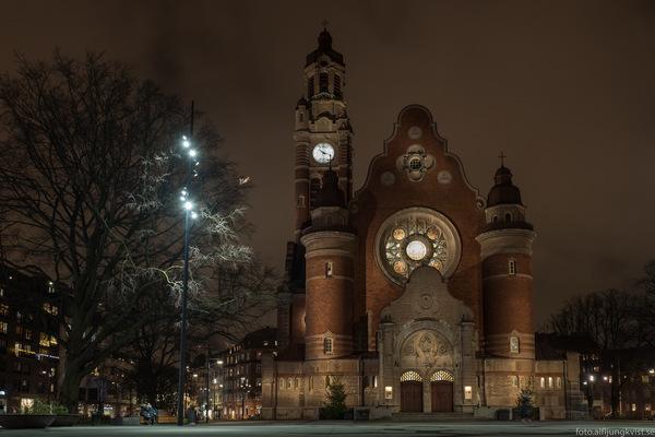 AL - Sankt Johannes kyrka, Malmö