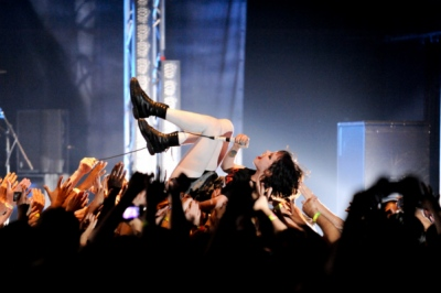 Brian C. Reilly Photography - Crystal Castles