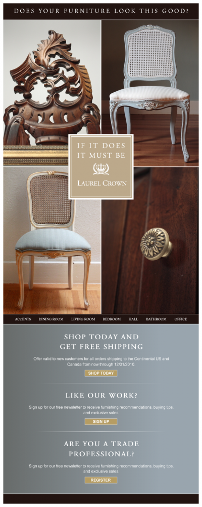 Laurence Lok - Old House Journal Email Newsletter
