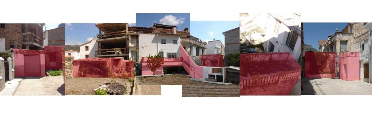 arqestudiBOMON - CONSTRUCCIONES A DEMOLER / CONSTRUCTIONS TO BE DEMOLISHED
