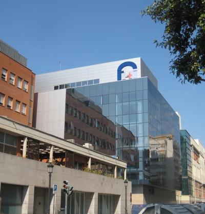 arqestudiBOMON - EDIFICIO SANITARIO / HEALTH BUILDING