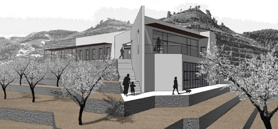 arqestudiBOMON - CASA JOVENTUT / YOUTH CENTER