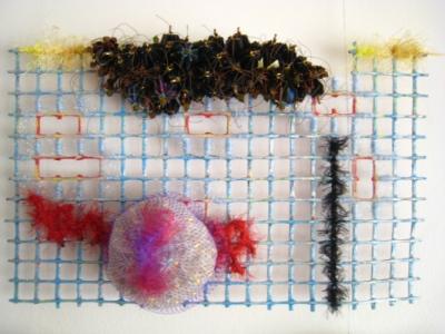 papier plié par Nobuko MURAKAMI - Nuage noir 2010