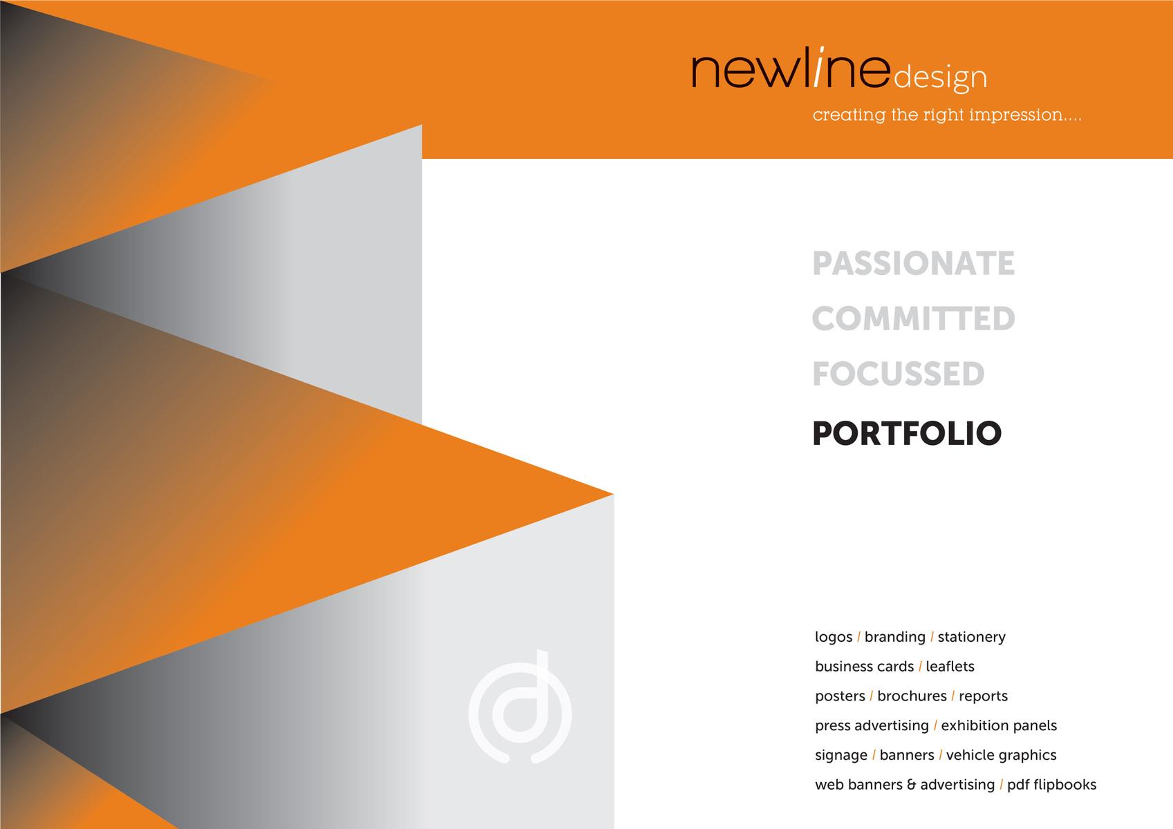 Newline Design - Portfolio