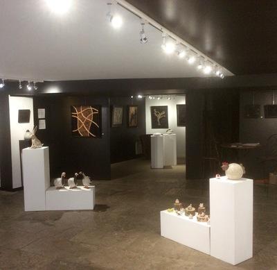 Aline Zirimis - Exposition