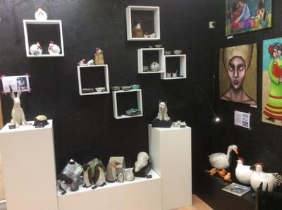 Aline Zirimis - Boutique Ephémère de créateurs 2016