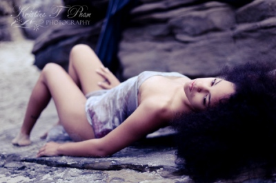 Kristine T Pham Photography - Boudoir Session