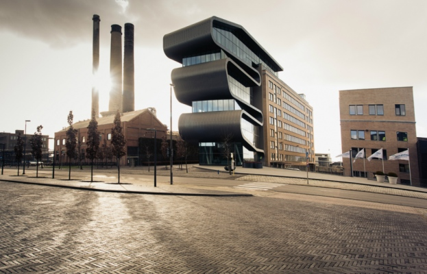 Bjorn De Vree - © Design by Conix Architects