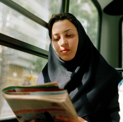 Sanaz Mazinani - Iran Revisited
