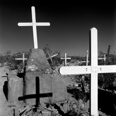 Spindler Photography - Terlingua Crosses, Texas