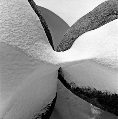 Spindler Photography - Snow and Rocks