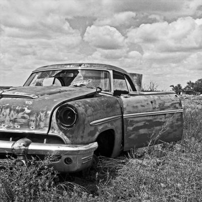 Spindler Photography - Car,Yeso, NM