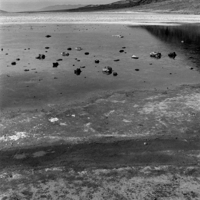 Spindler Photography - Death Valley Water Layers