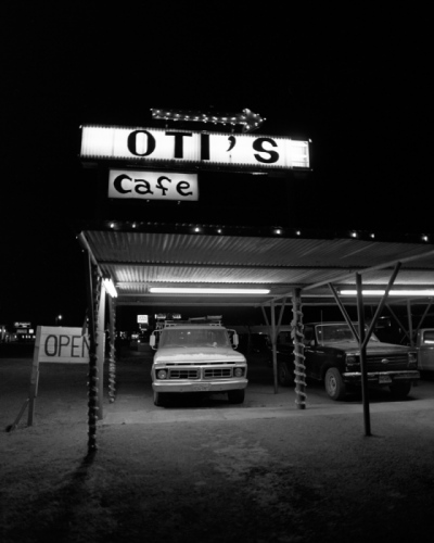 Spindler Photography - Otis Cafe, Ft. Stockton, TX