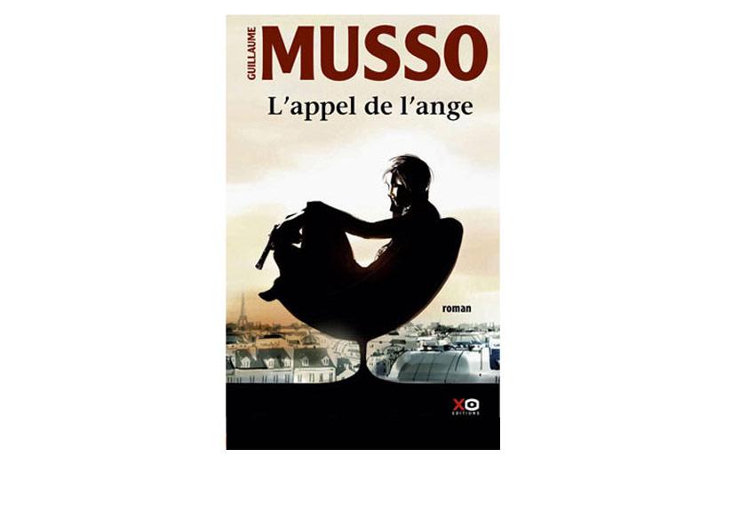 Sophie Griotto Illustration - Couverture du roman de Guillaume Musso Lappel de lAnge 2011