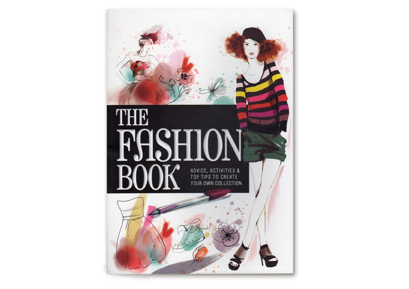 Sophie Griotto Illustration - The Fashion Book: The english version of Cahier de stylisme. I illustrated every page, youll find advices, activities & top tips to create your own collection. Which is actually available in store. To order the book