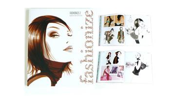 Sophie Griotto Illustration - Parution dans Fashionize 2 2007