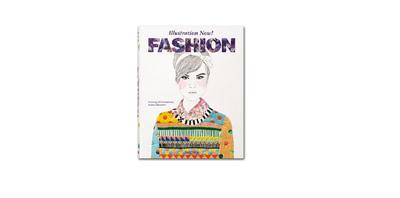 Sophie Griotto Illustration - Publication on ILLUSTRATION NOW!FASHION Taschen/sept2013