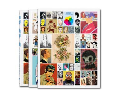 Sophie Griotto Illustration - Publication on 100 illustrators Taschen 2014
