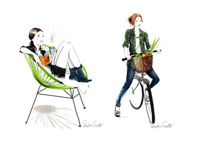 Sophie Griotto Illustration