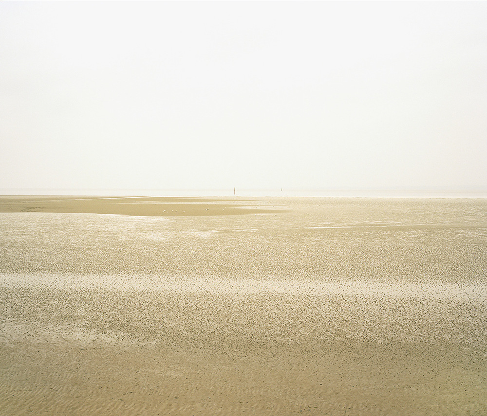 Amy Romer - Photographer - Mid-tide, Morecambe Bay. SD 33 62