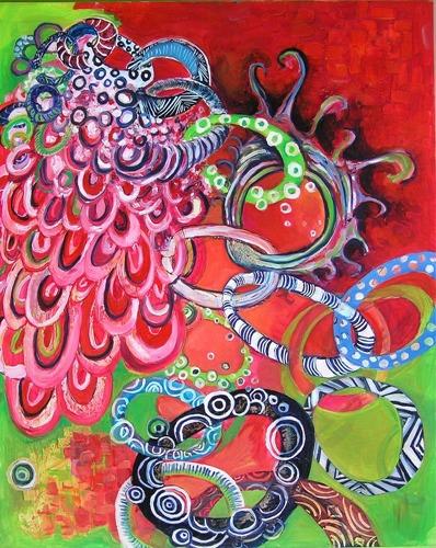 dowdynava - Abstract I