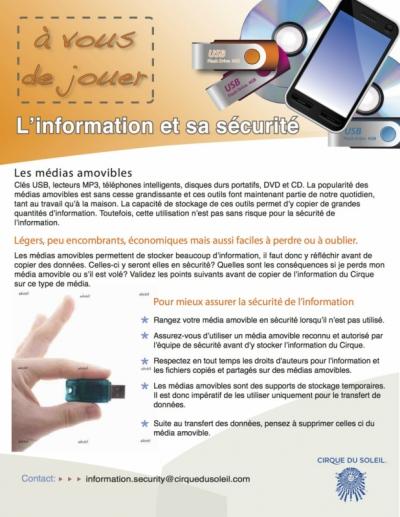 Portfolio excommunica - Affichette médias portables