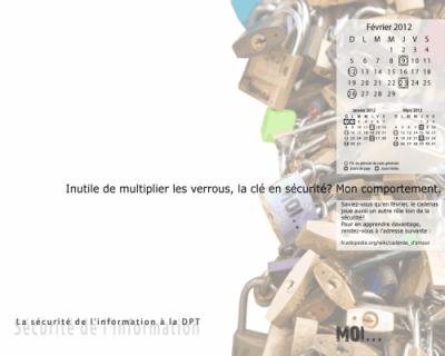 Portfolio excommunica - Fond décran thématique février 2012