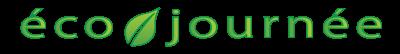 Portfolio excommunica - logo éco-journée