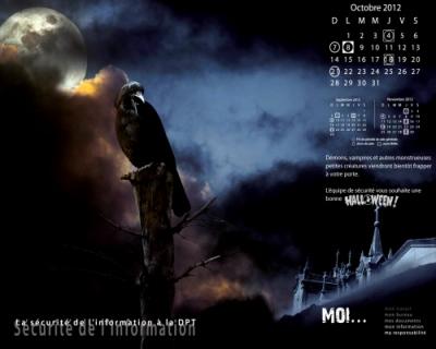 Portfolio excommunica - Fond décran thématique octobre 2012