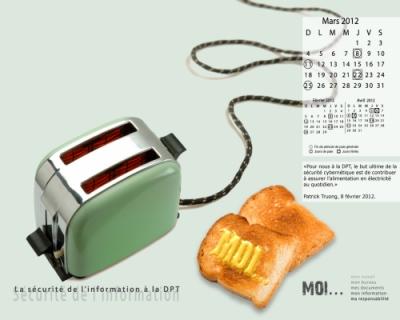 Portfolio excommunica - Fond décran thématique mars 2012