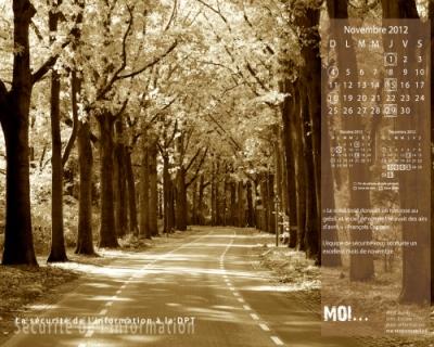 Portfolio excommunica - Fond décran thématique novembre 2012