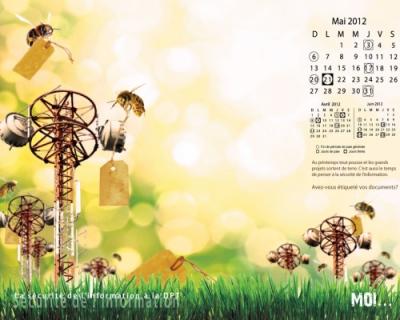 Portfolio excommunica - Fond décran thématique mai 2012