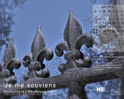 Portfolio excommunica - Fond décran thématique juin 2012