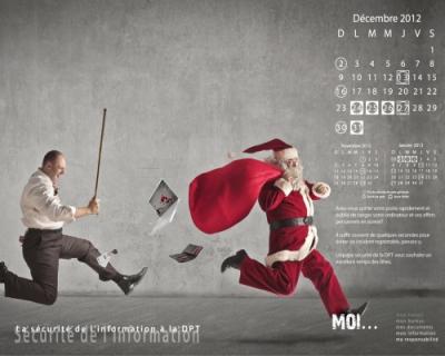 Portfolio excommunica - Fond décran thématique décembre 2012