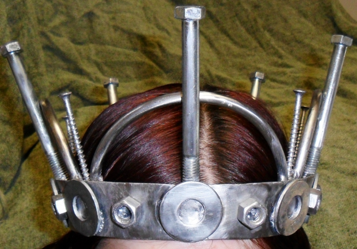 "Tewksbury Arts - ""Queen of the Shop"" Crown"