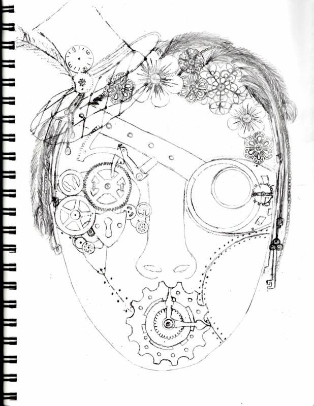 Tewksbury Arts - Original Design Sketch