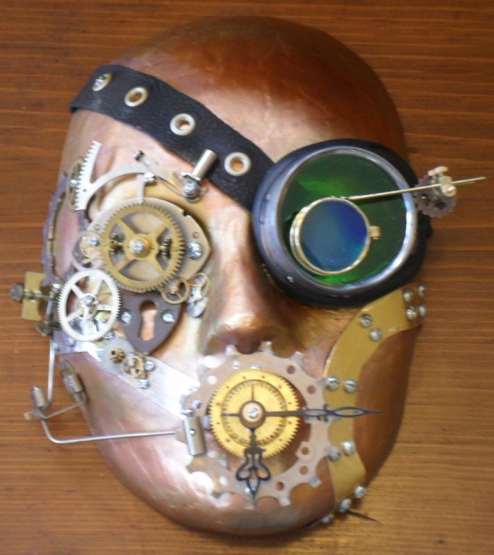 Tewksbury Arts - Eye and Mouth Movement Attachment