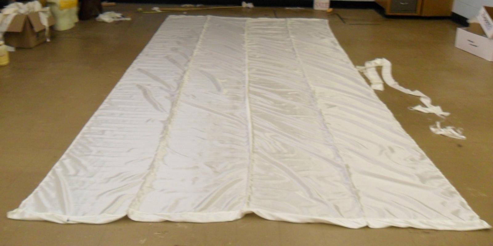 Tewksbury Arts - Large Curtain Process
