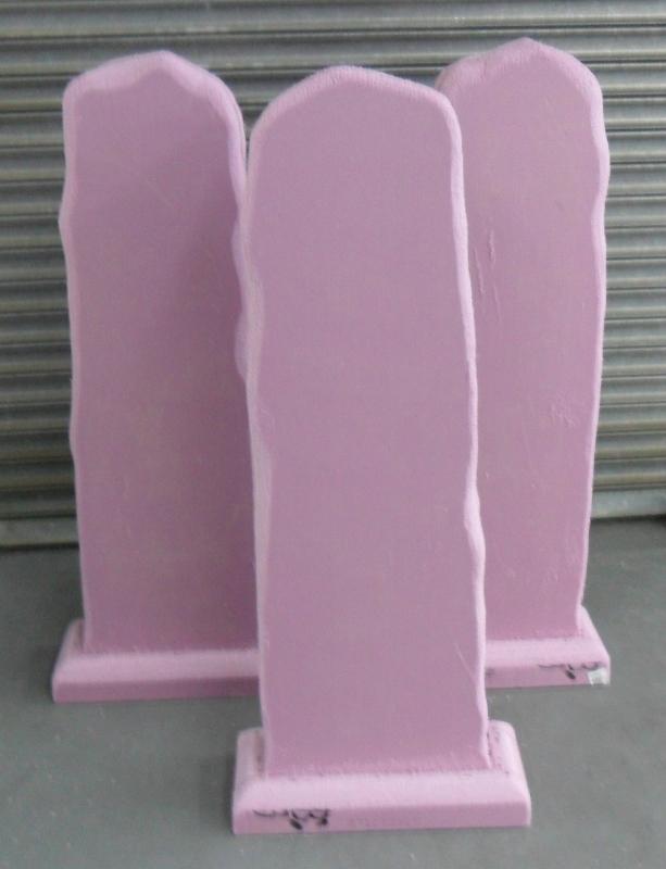 Tewksbury Arts - Initial Foam Carving