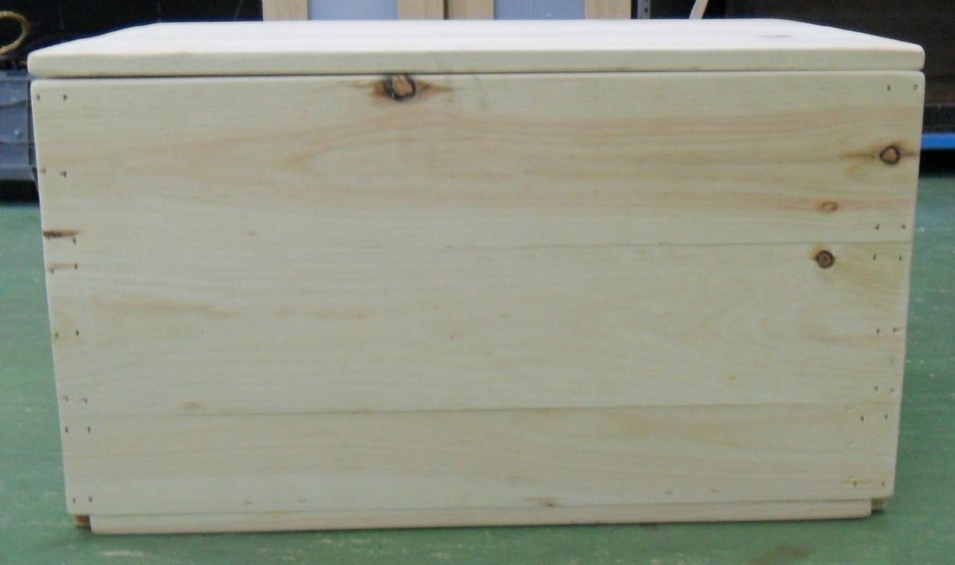 Tewksbury Arts - Crate Front