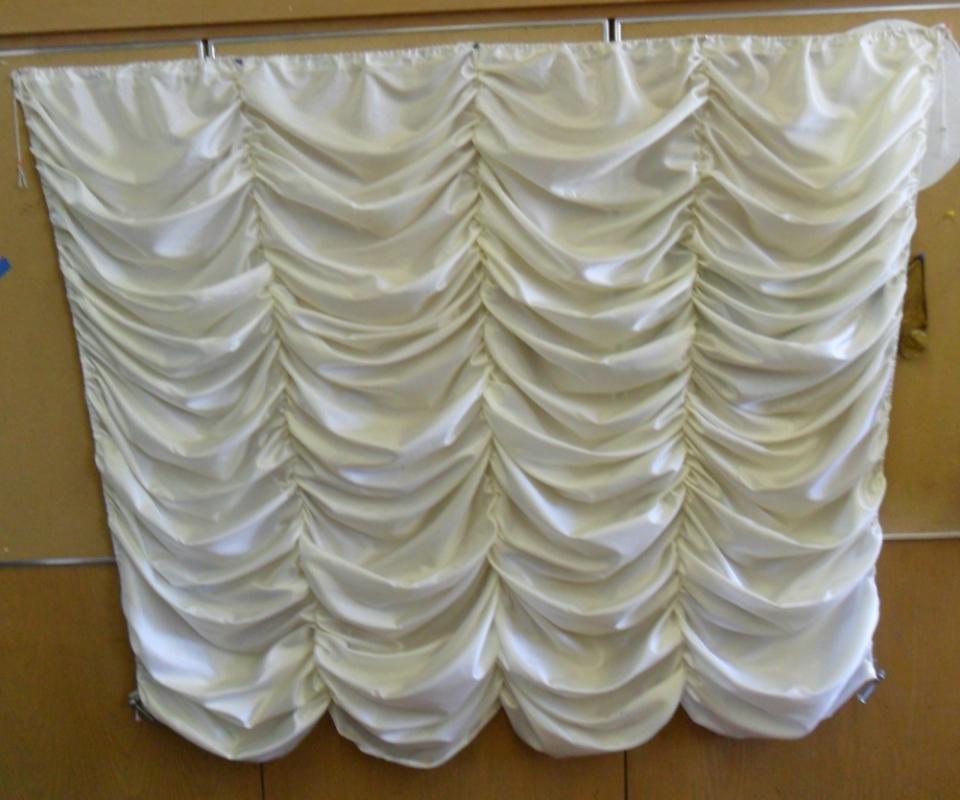 Tewksbury Arts - Small Curtain Mock Up