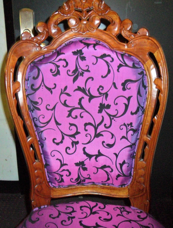 Tewksbury Arts - Seat Back