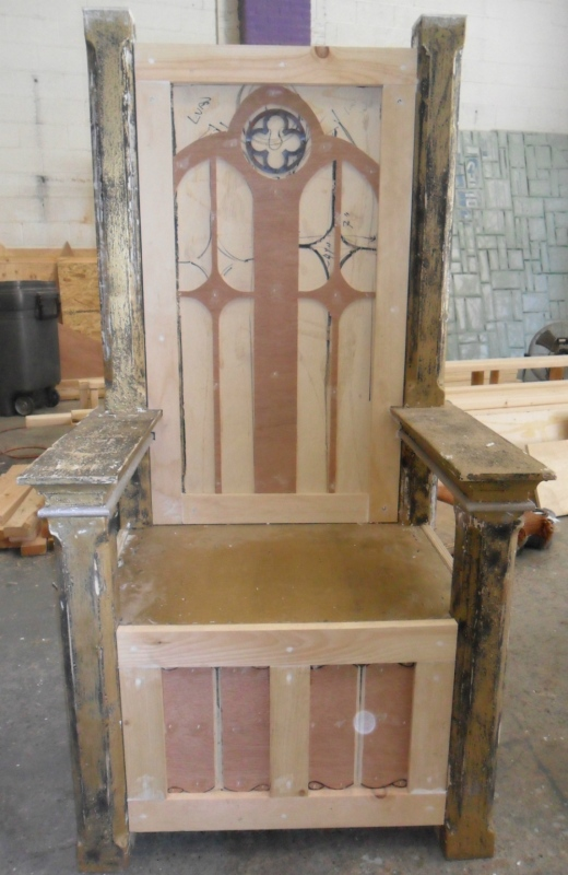 Tewksbury Arts - Custom Wood Applica